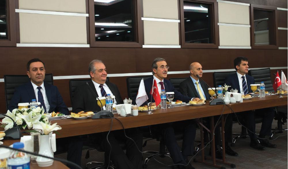 Undersecretariat for Defense Industries Celebrates its 31st Anniversary