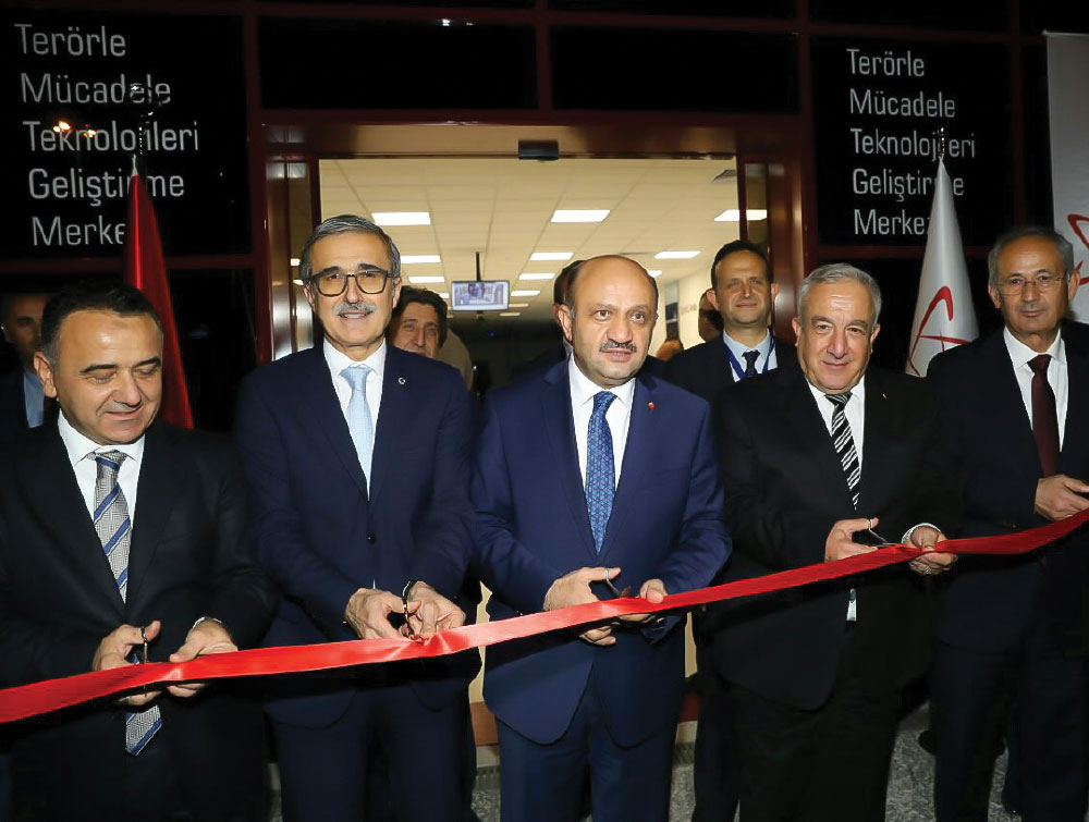 Minister of National Defense Officially Launched Havelsan's Anti-Terrorism Training Technology Center