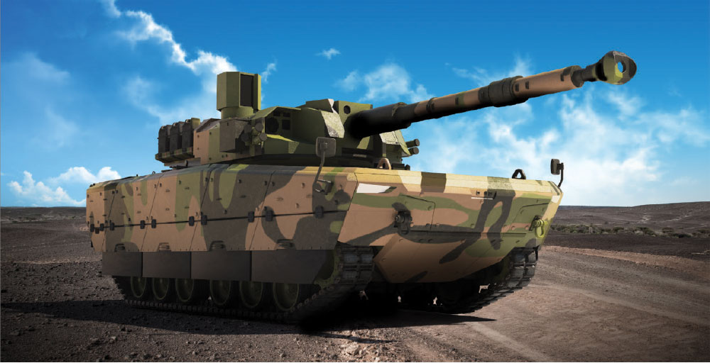 FNSS and PT. Pindad, Completes Conceptual Design of the Modern Medium Weight Tank (MMWT)