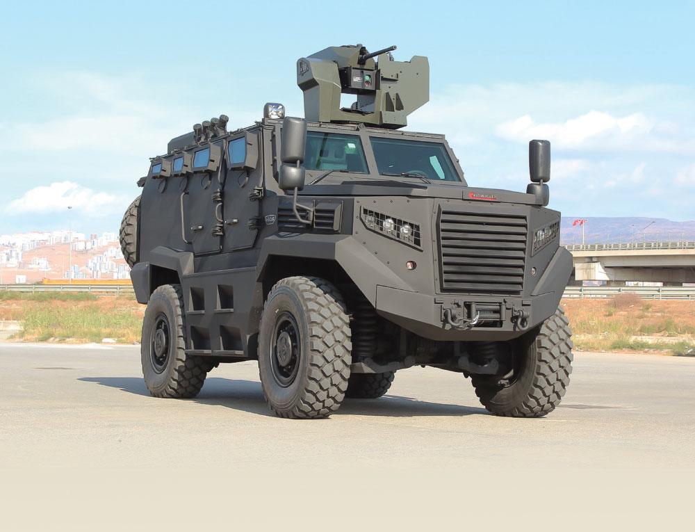 Turkish Defense Industry's New Force – Katmerciler