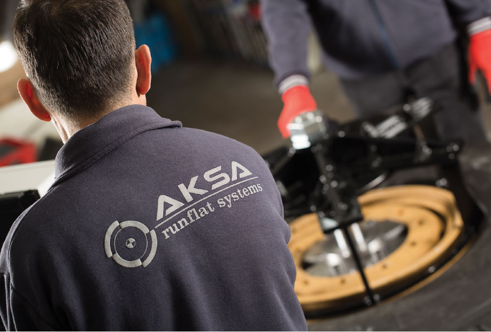 Global Attention on Aksa Run Flat – Building Cooperation with Foreign and Domestic Wheel Manufacturers