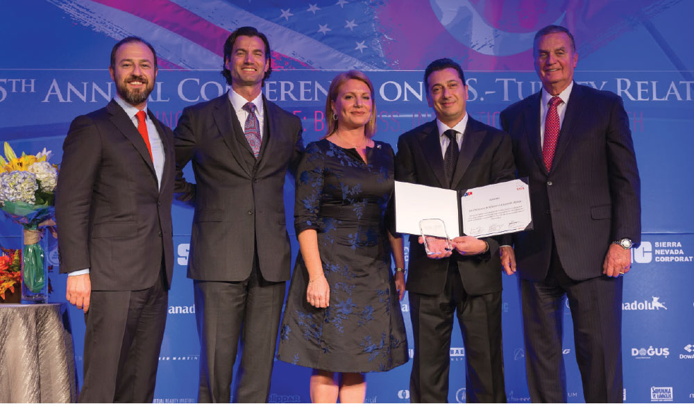 35th Annual Conference on U.S.-Turkey Relations to Honor Melih Abdulhayoglu, CEO and Founder of Global Cybersecurity Innovator, Comodo