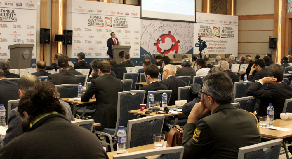 Istanbul Security Conference was Held by TASAM