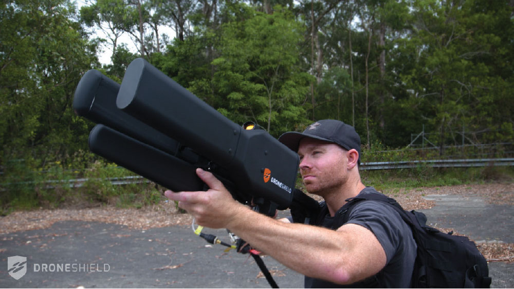 DroneShield Launches a Drone Countermeasure Tactical Portable Product