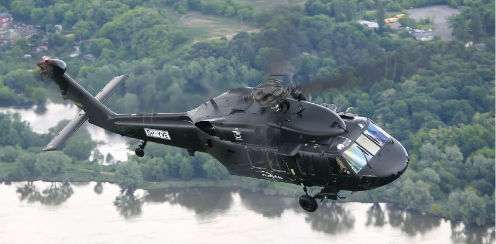 Chilean Air Force to Acquire Six S-70i Black Hawk Helicopters