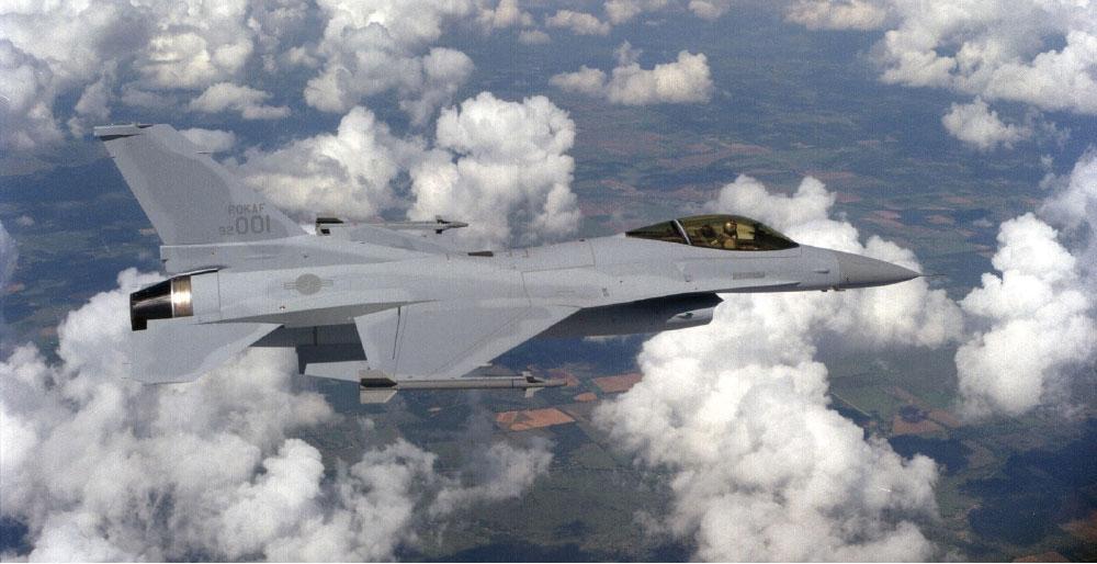 Lockheed Martin Awarded $1.2 Billion to Modernize Republic of Korea F-16s