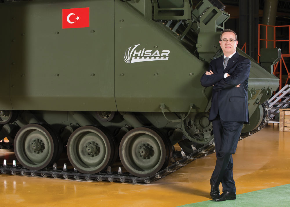 Aselsan, Locked-on Target to Eradicate Turkey's Foreign Tech Dependency