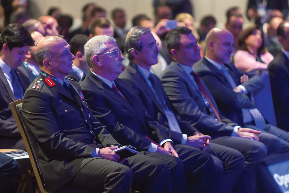 Top Tier Representation from the US and Turkey Shaping the Future in New Era of Defense Industry Cooperation at the 35th Annual ATC Conference