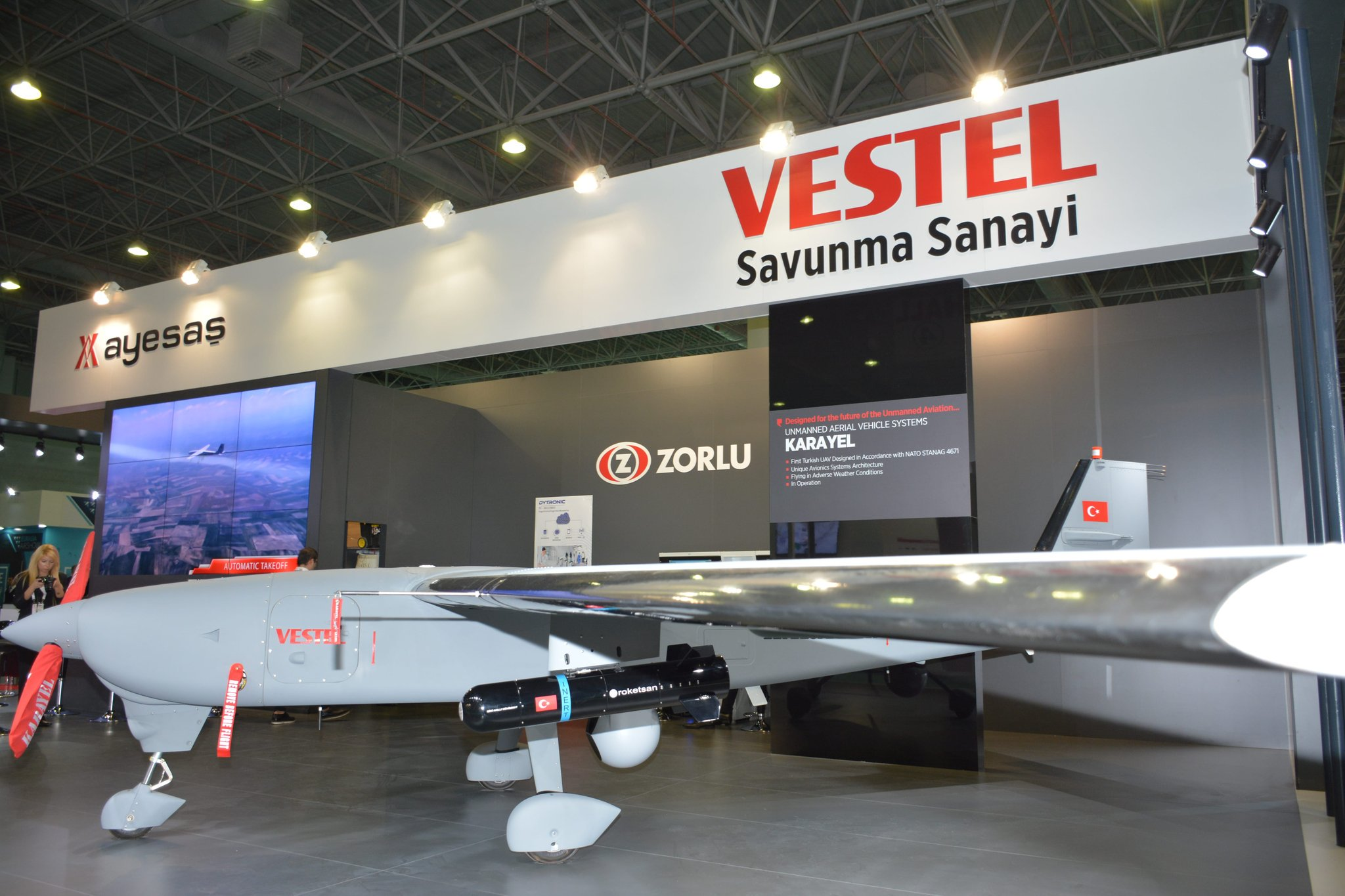 New Appointment to AYESAŞ and Vestel Defence Companies