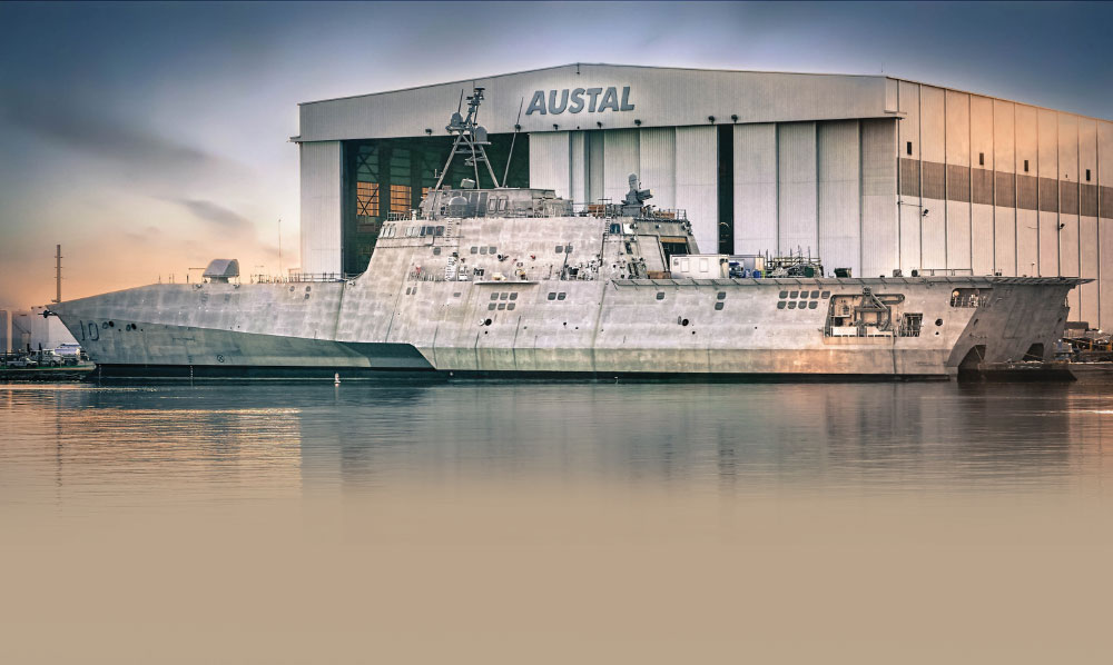 Austal -The Australian Shipbuilder with a Proud History of Success in Turkey, Positioned for Future Opportunities