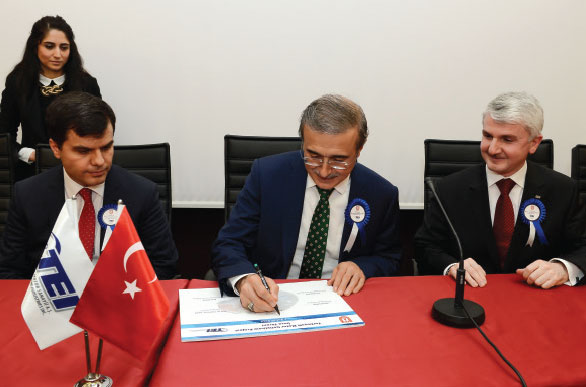 Turboshaft Engine Development Project Contract Signed Between TEI and SSM