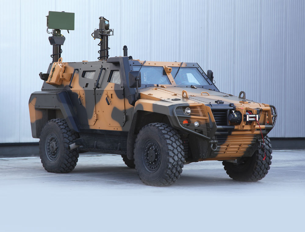 Turkish Land Forces Inventory Fortified with Cobra-II