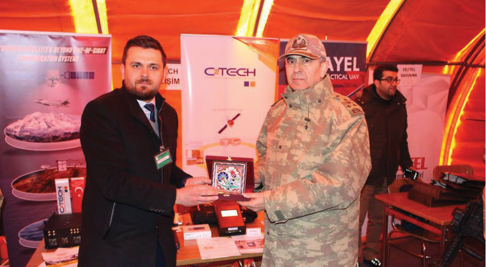 CTech Introducing its Products and Technologies at Winter Drill 2017