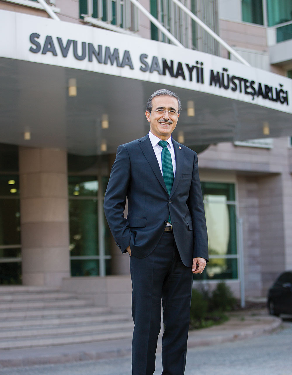 SSM - Breaking down Barriers, Building National Strength in Technology & Export Infrastructures, Promoting Side Sectors, Utilizing Expertise for the Future & Independence of Turkey