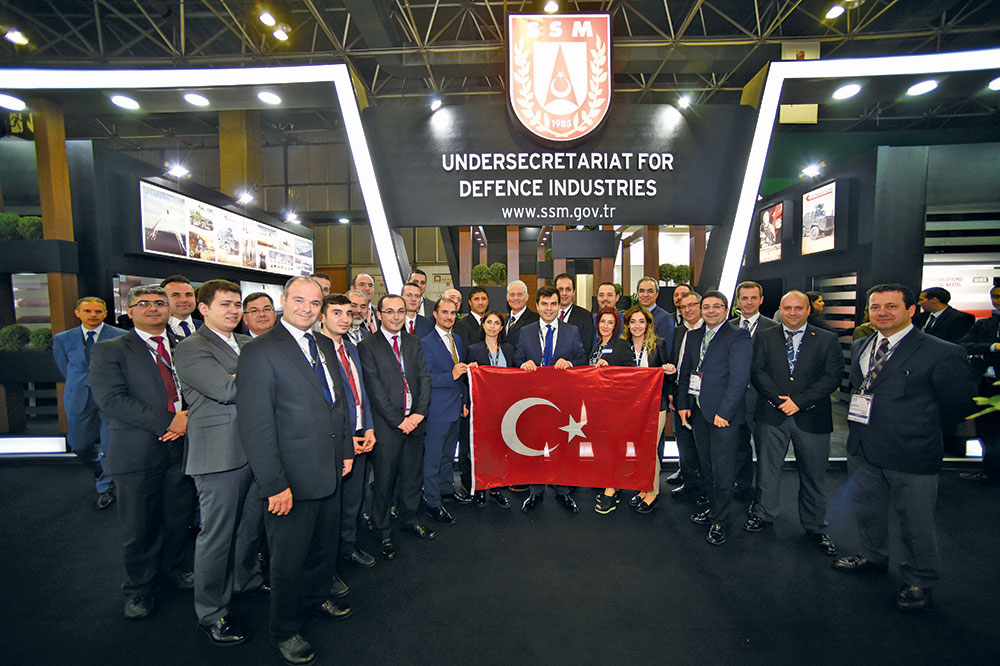 Furthering Exports – Building International Recognition for Turkey's Defense and Aerospace Industry