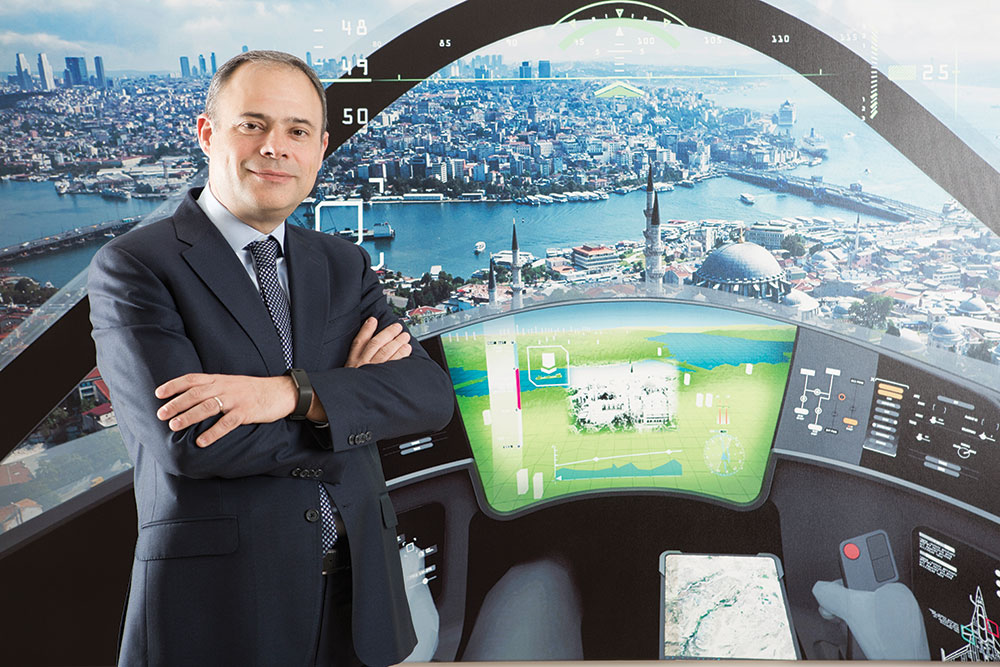 Thales, an Ideal Partner for Turkey - Technological Cooperation Addressing Local and Export Markets with Turkish Industry