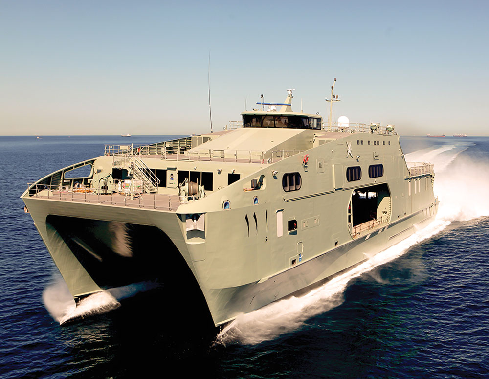 Austal - Meeting Global Needs of Asymmetric Maritime Threats
