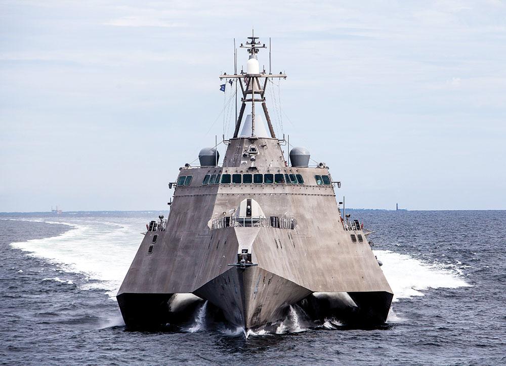 Austal - Meeting Global Needs of Asymmetric Maritime Threats