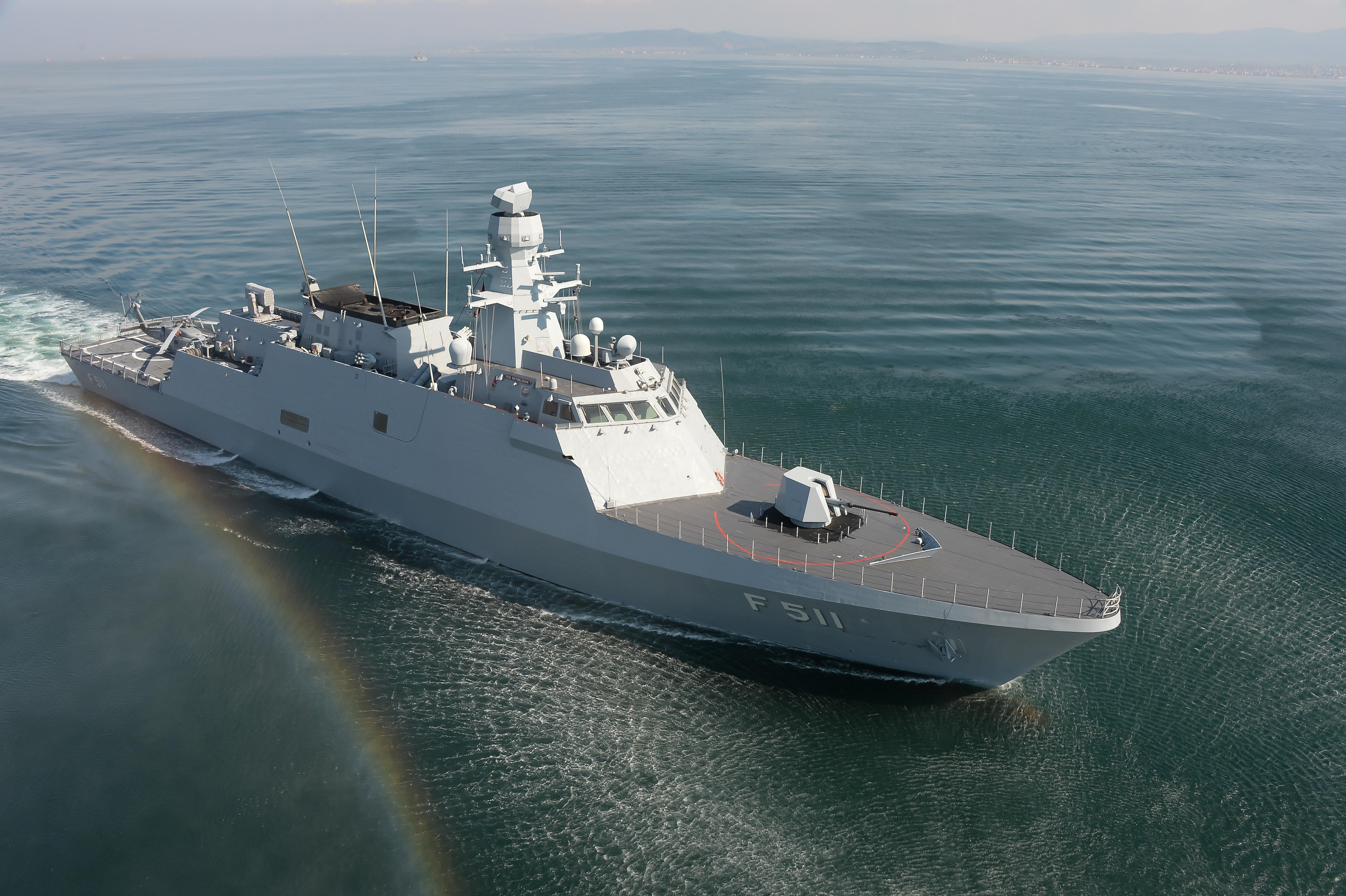 Pakistan Deniz Kuvvetleri 4 adet MILGEM alıyor