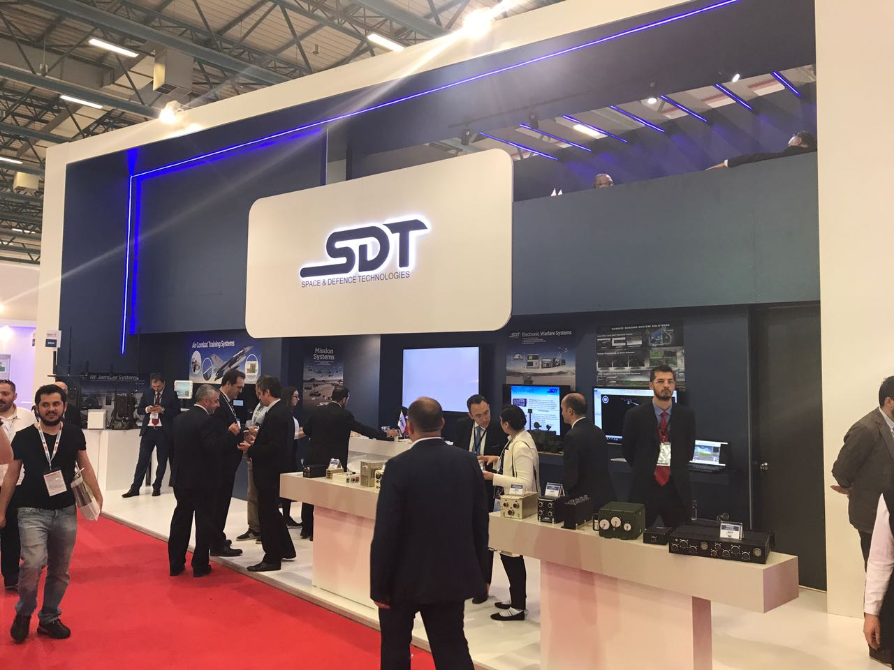 SDT and Telespazio Signed a MoU for Multi Mission Satellite Data Handling