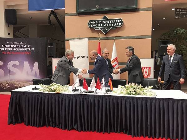 NAVANTIA and AYESAŞ Joining Forces at IDEF