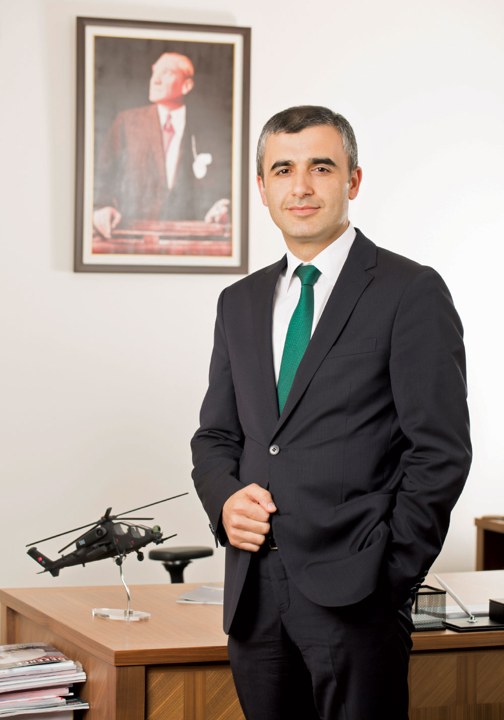 SSM Contributing to Turkey's Helicopter Industry & Increasing Local Industry Capability