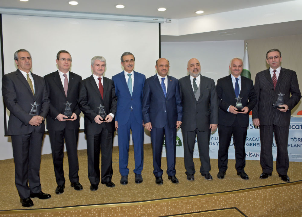 SSI Ordinary General Assembly Meeting and Export Awards Ceremony Takes Place in Ankara