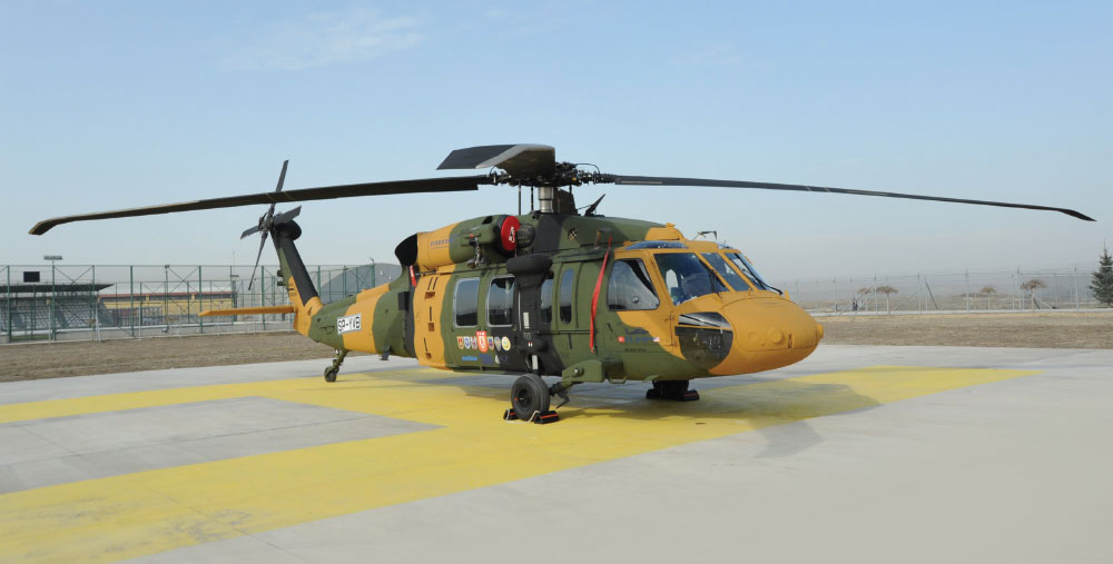 "Aselsan Signature on ""Blackhawk"" Helicopters, Turkey Continues to Gain Exposure in the Global Market"
