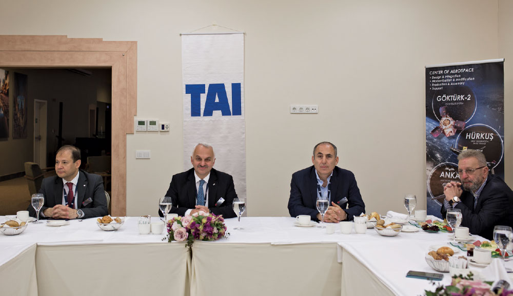 TAI Aims to Ramp-up its Commercial Work-Packages