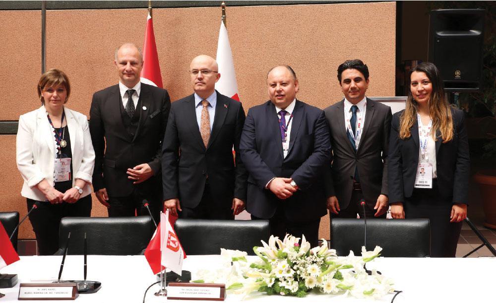 Nurol Makina and NANOBİZ Signed an Agreement on the Technology Acquisition Program for the Development of BIOSENS