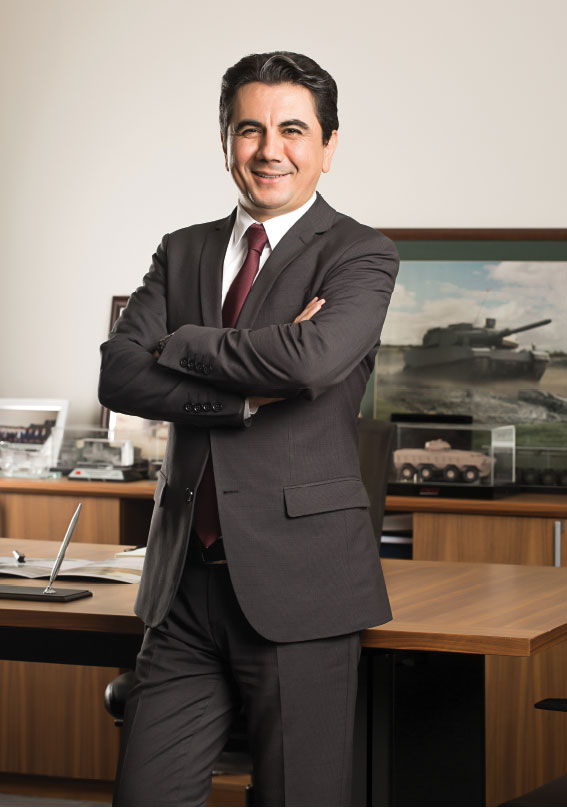 Turkey's Superior Performance in Land Platforms at Home and Abroad