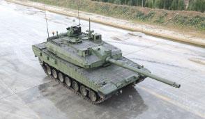 Soluciones de modernización de tanques de Aselsan