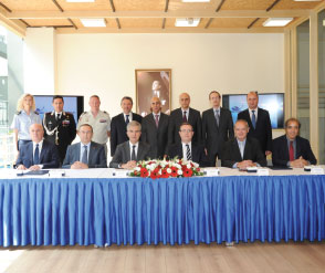 Eurosam, together with Aselsan and Roketsan, Lay the Foundation of Strategic Cooperation in Air and Missile Defense