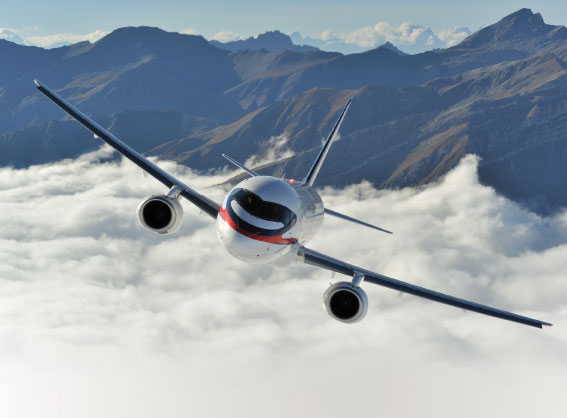 Sukhoi Superjet 100 Commercial Airliner Takes Flight with Siemens PLM Software Solutions in just 3.3 Years, from Beginning Detailed Design to First Flight