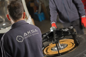 AKSA Run Flat Systems – Providing Assurance in Safe Mobility