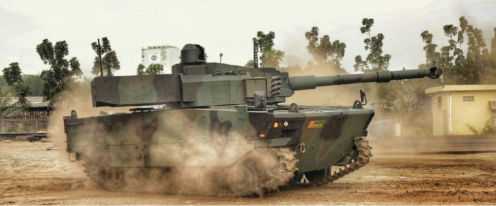 Kaplan MT Debut at 72nd Indonesian National Armed Forces Day