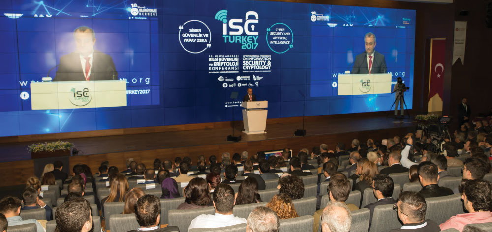 10th International Conference on Information Security and Cryptology Held in Ankara
