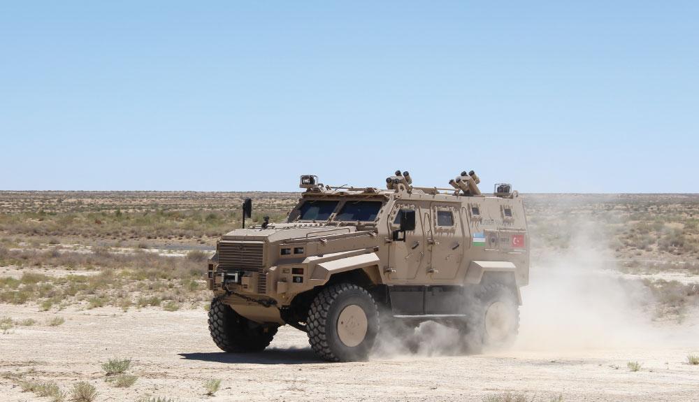"Tremendous Transaction for Nurol Makina – 1000 ""Ejder Yalçın"" Armored Combat Vehicles Sale to Uzbekistan"