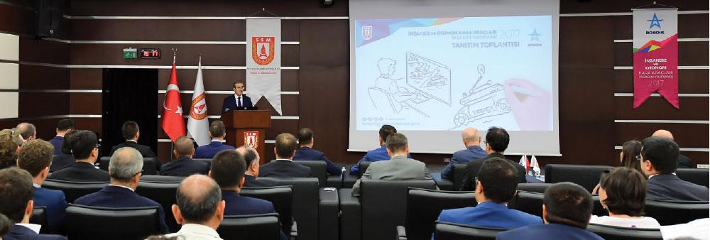 """SSM – """"Roboik"""" Unmanned and Autonomous Land Vehicles Contest"""