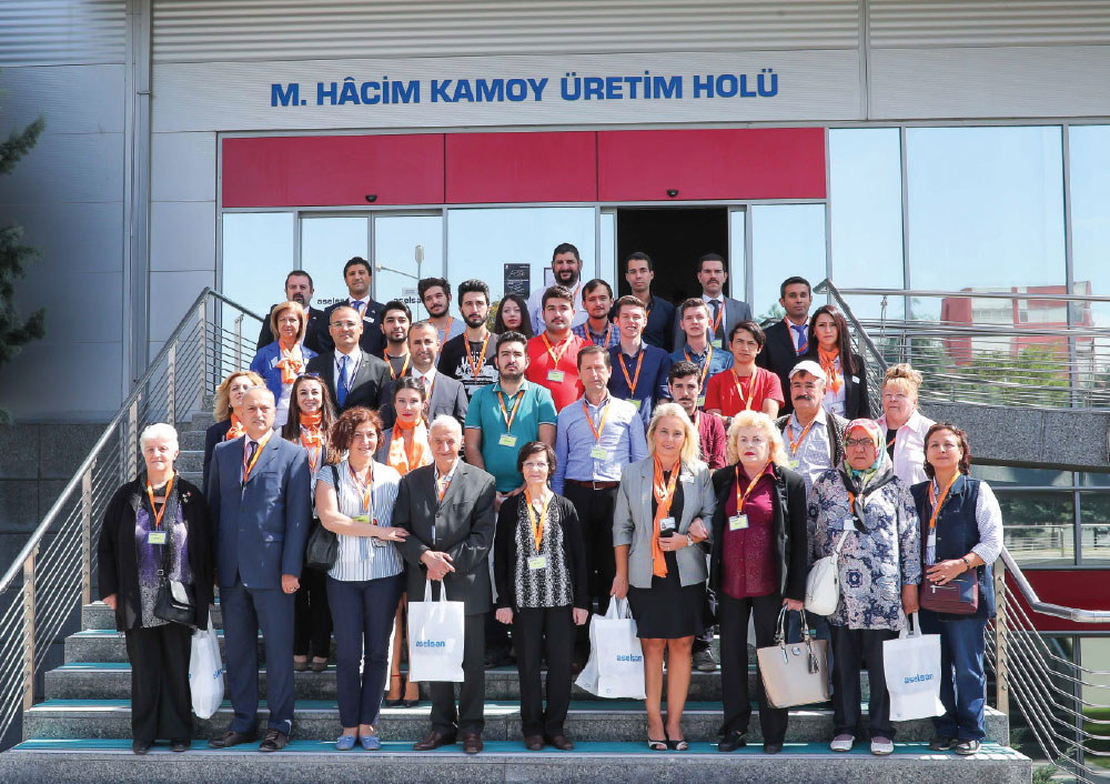 Aselsan Opened the Gates to the Public Visitors