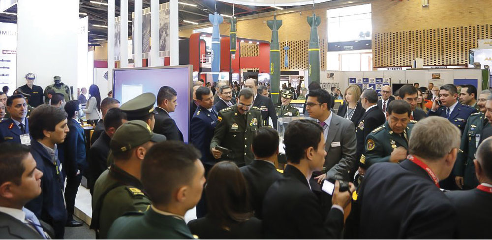 Expodefensa - the Defense and Security Reference for Latin America