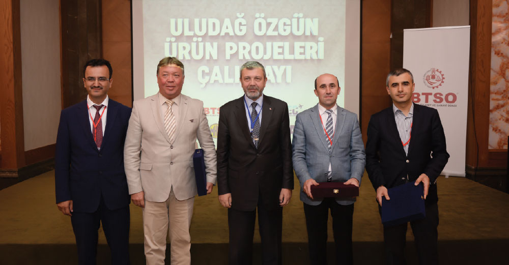 Bursa's Unique Defense and Aerospace Projects Get Full Marks from the Undersecretariat for Defense Industries