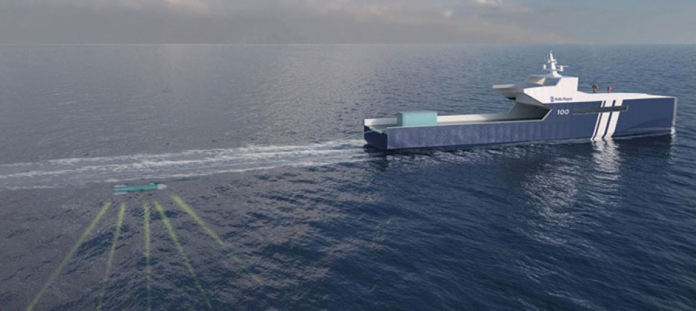 Rolls-Royce Reveals Plans for Autonomous Naval Vessel