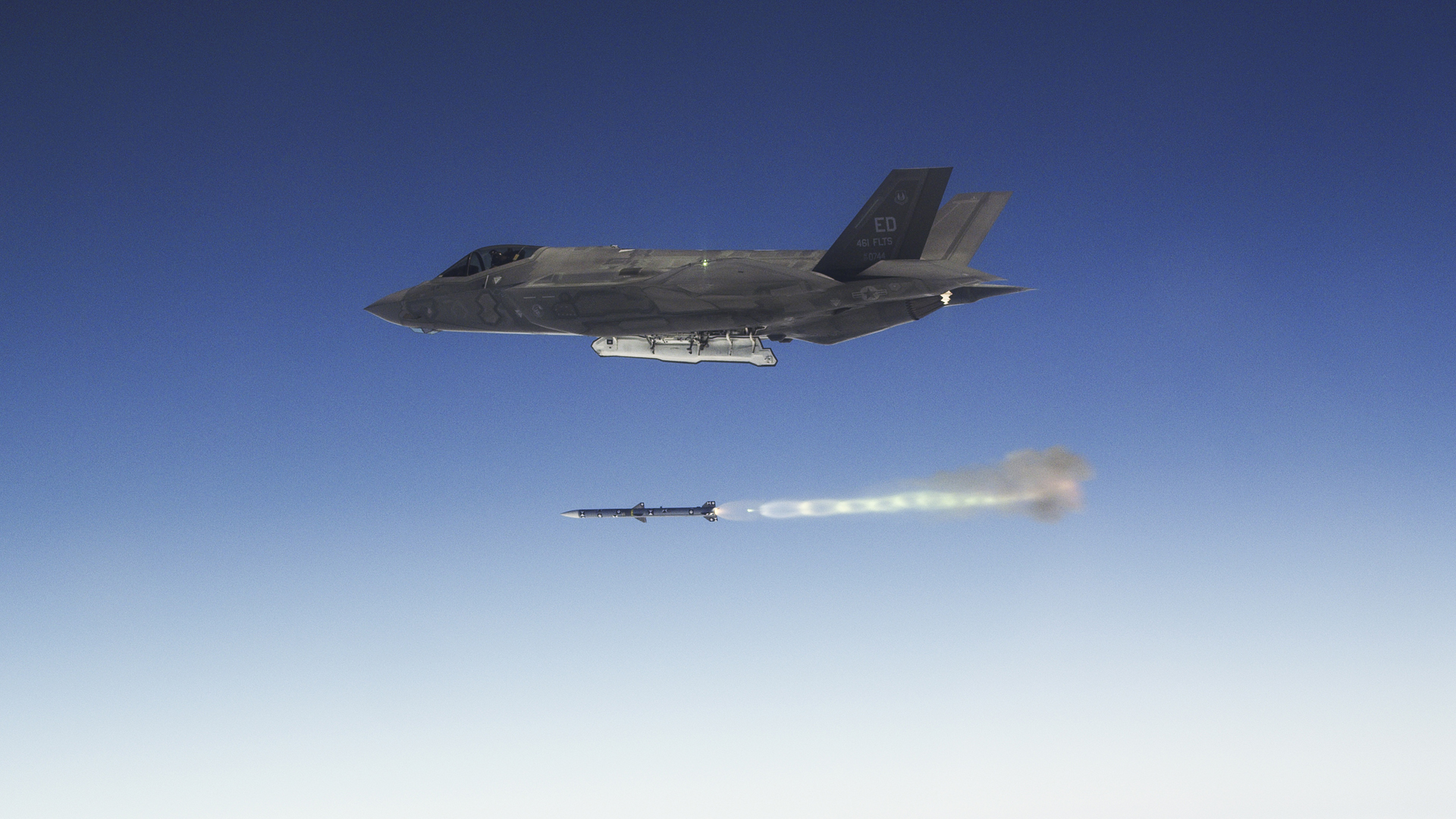 F-35 Testers Wrap up Weapons Delivery Accuracy Tests
