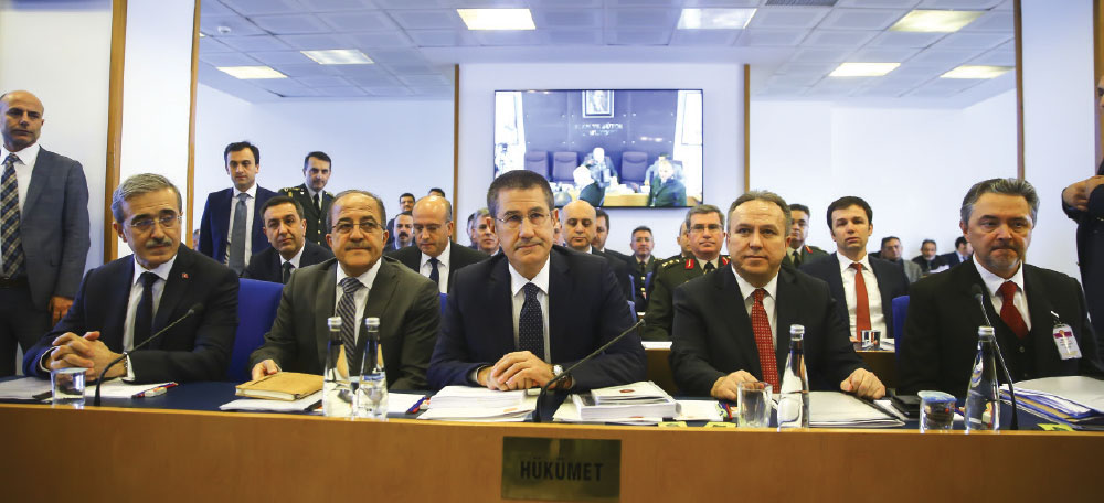 Considerable Increase in Turkey's 2018 Budget for Defense