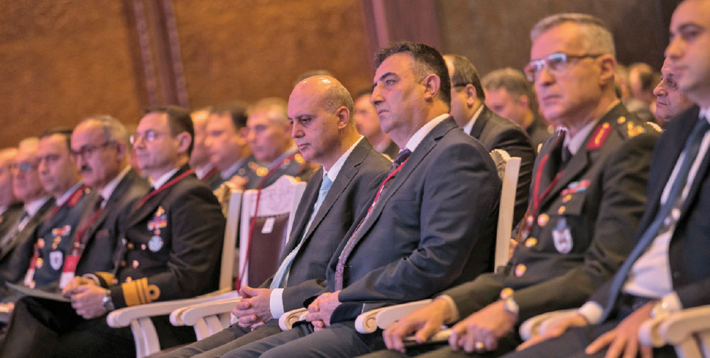 3rd International Cyber Warfare and Security Conference was Held in Ankara by SSM