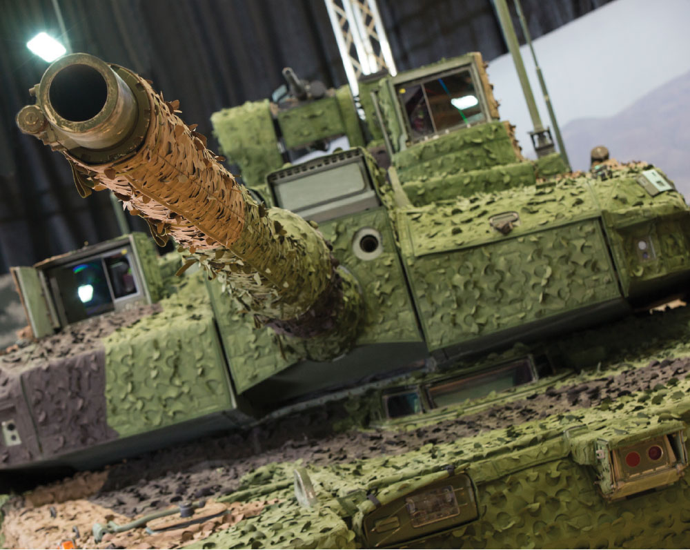 "Otokar Submitted Proposal for Serial Production of ""Altay"" MBT"