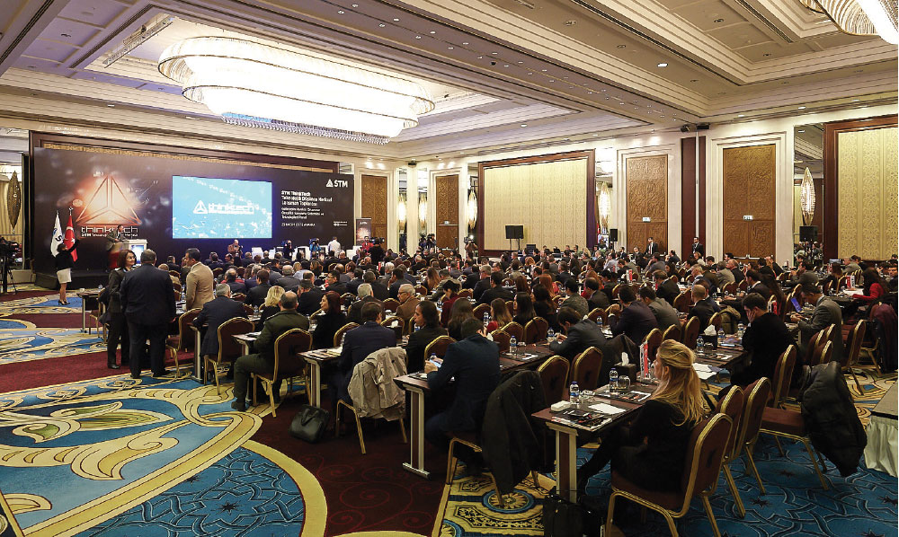 """STM """"ThinkTech"""" – Turkey's first Technology - Oriented Think Tank Launched in Ankara"""