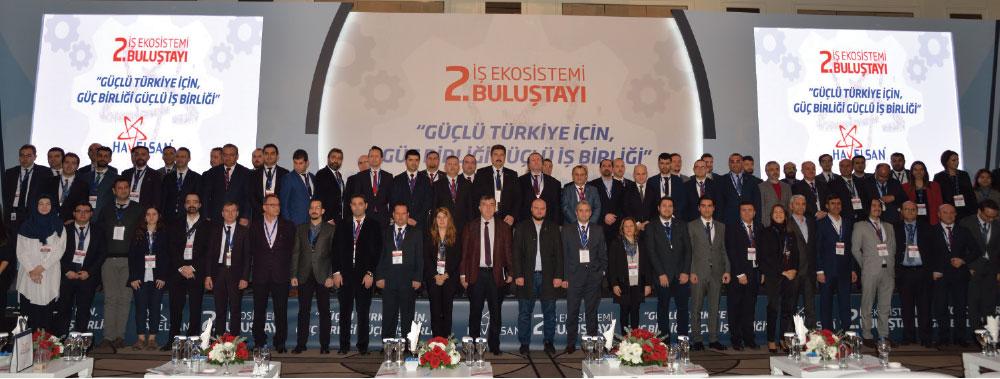 Havelsan 3rd Business Ecosystem Gathering Held in Ankara