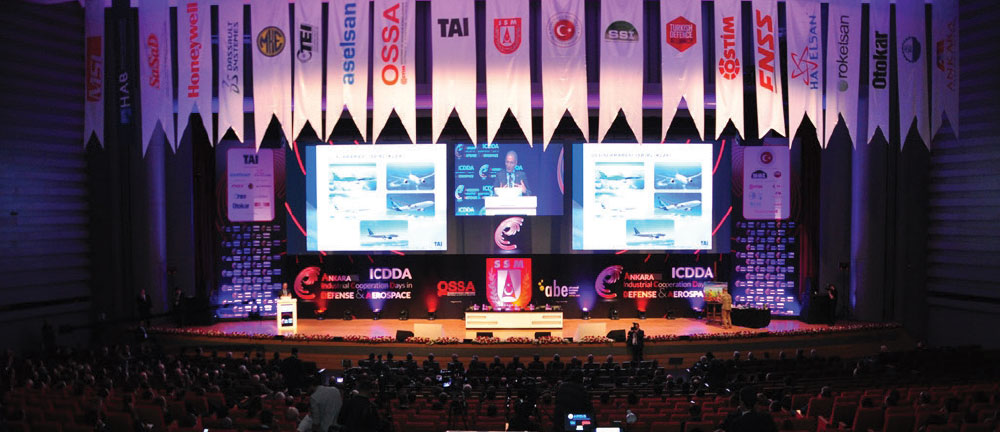 OSSA Primed to Present Accomplishments at ICDDA in 2018, Turkey's World Class Defense and Aerospace Business Forum